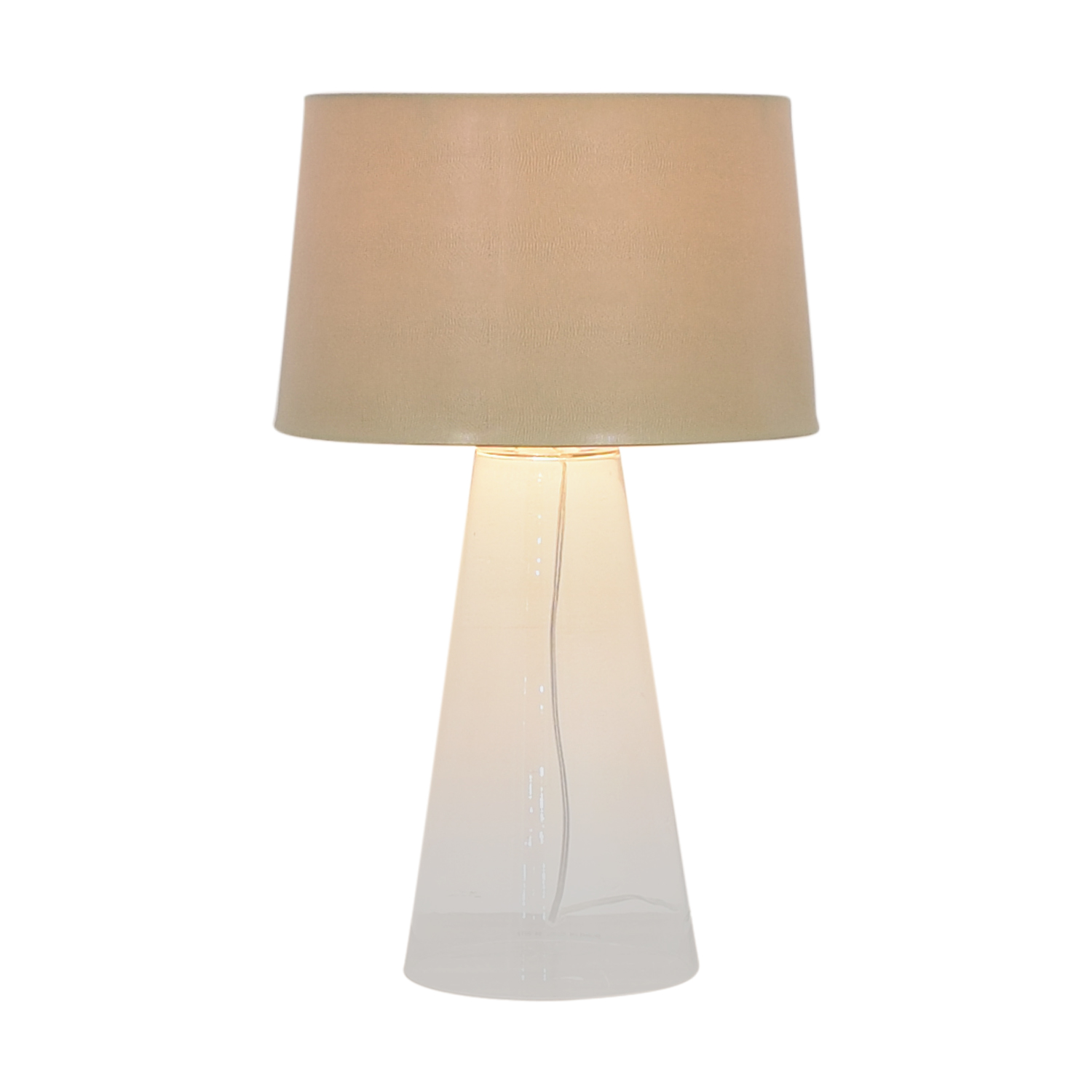 Crate & Barrel Crate & Barrel Table Lamp discount