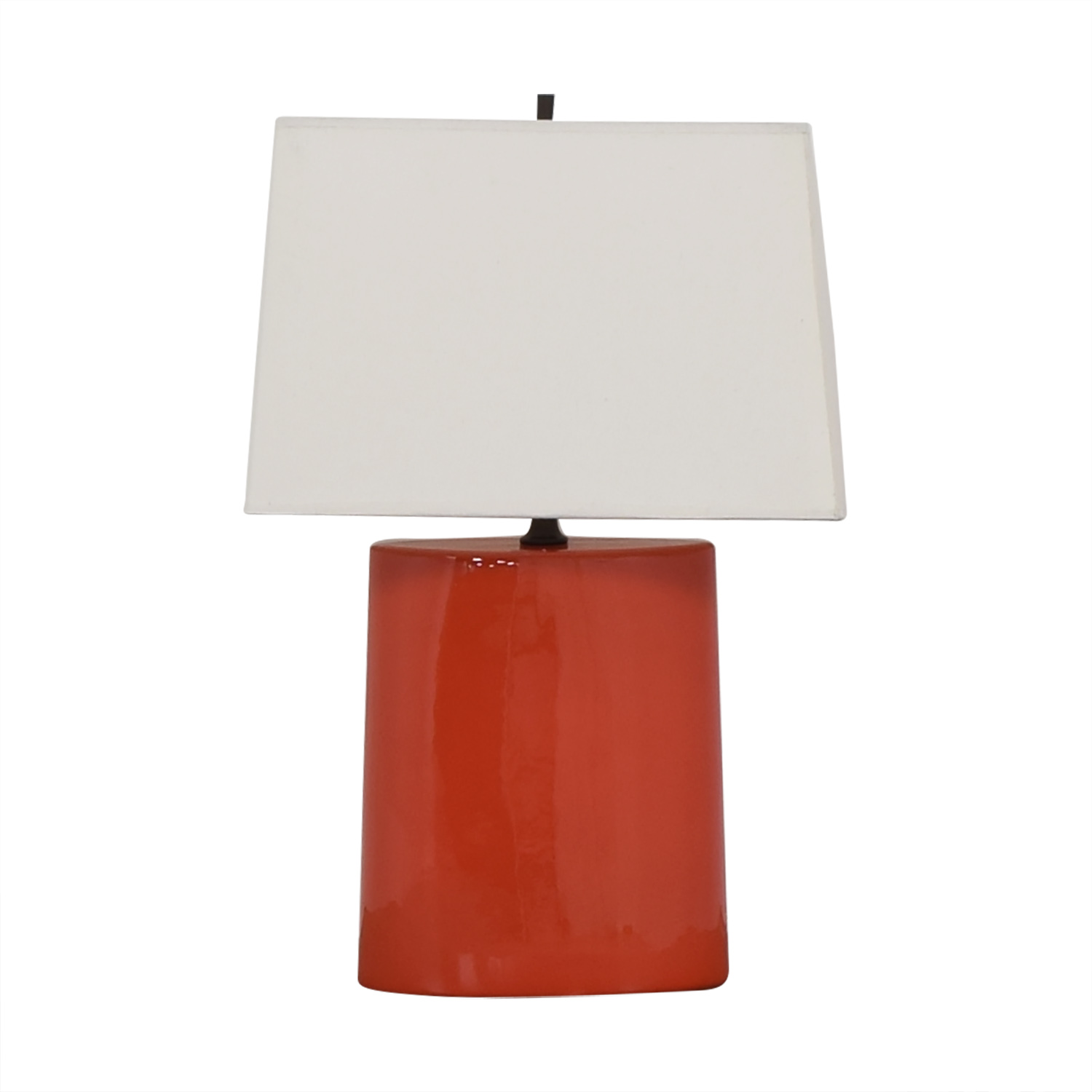 Crate & Barrel  Modern Lamp sale