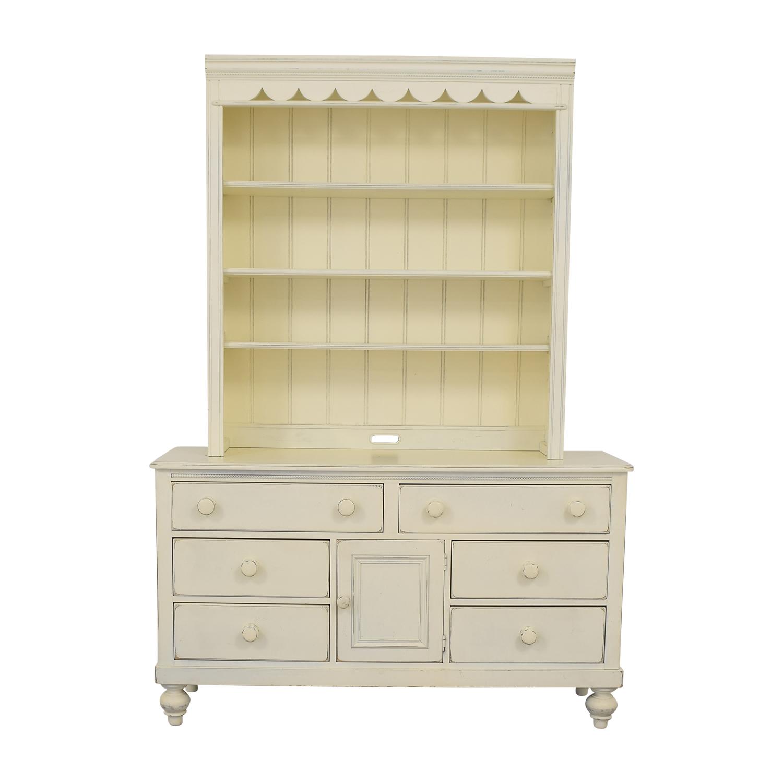 shop Lexington Dresser with Hutch Lexington Furniture