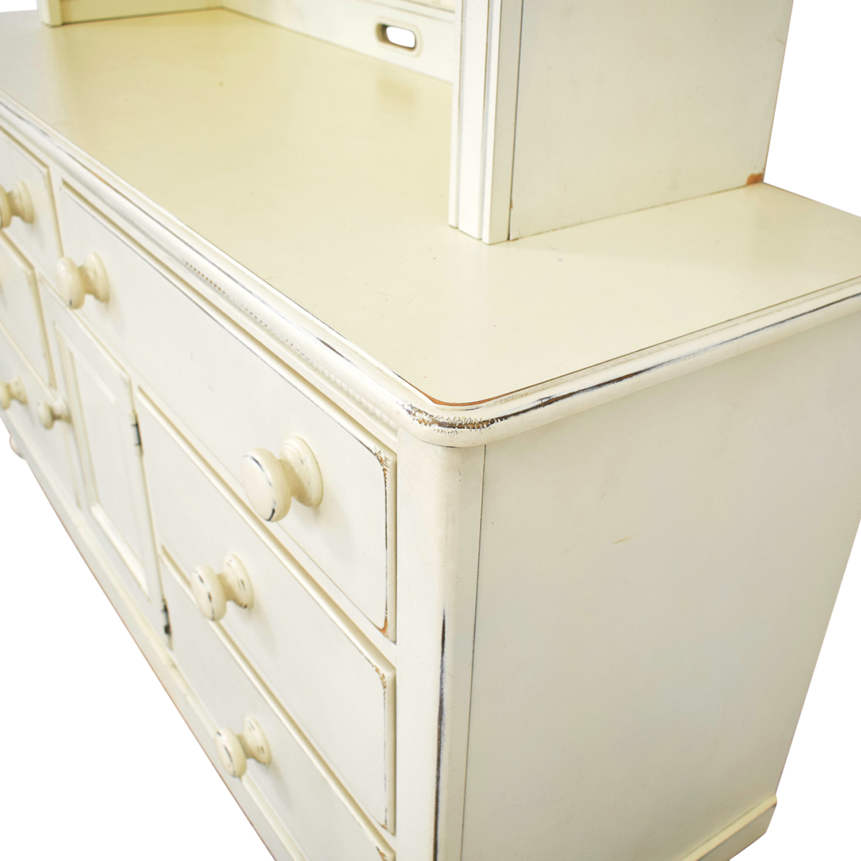 Lexington Furniture Lexington Dresser with Hutch on sale