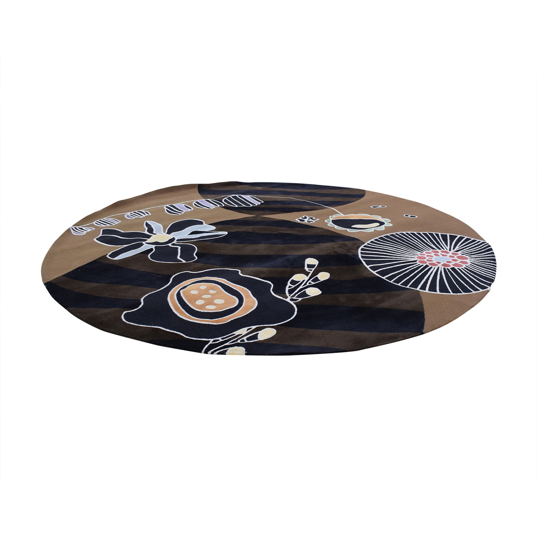 Masland Masland Rug Collection Infinity Round Rug nyc