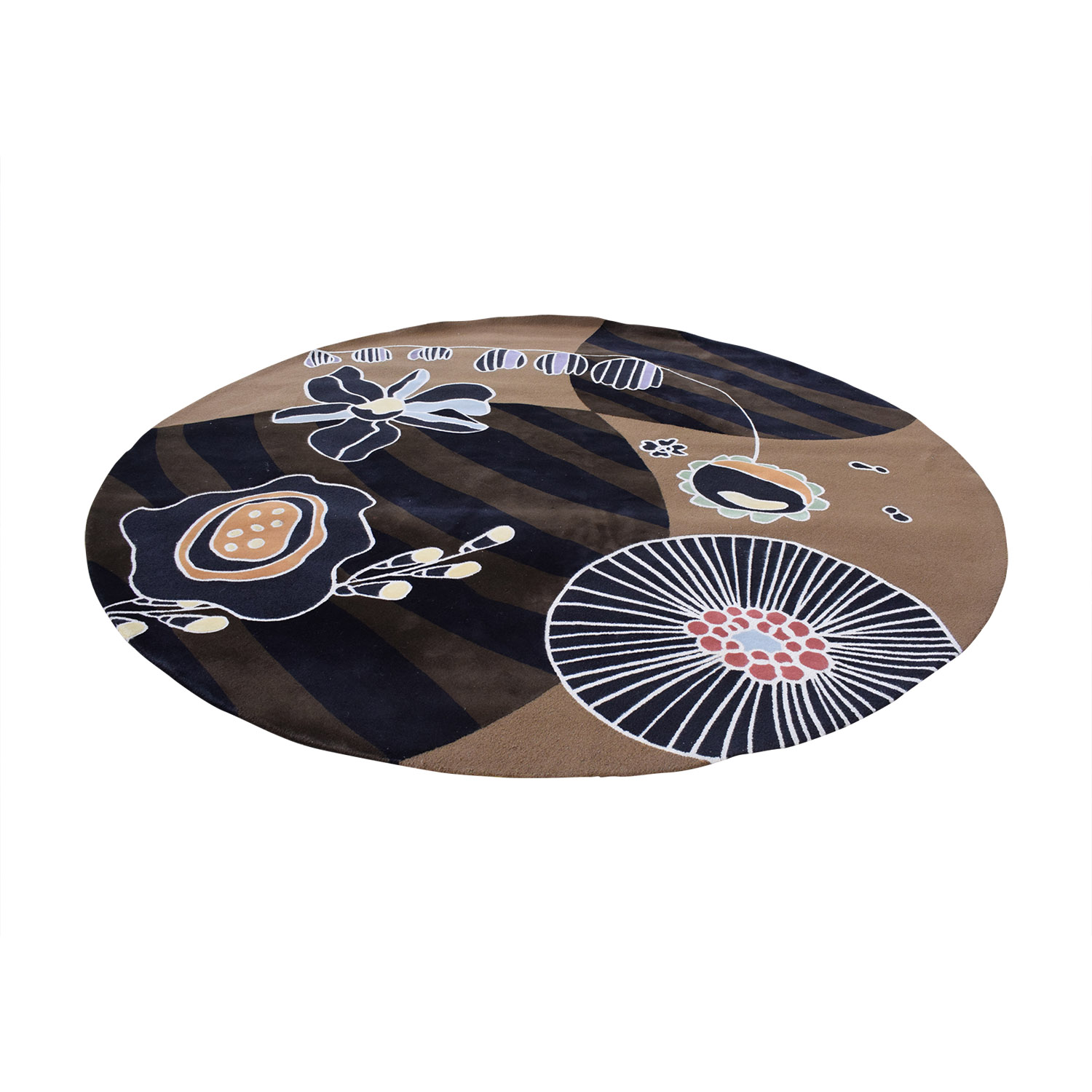 buy Masland Rug Collection Infinity Round Rug Masland Rugs