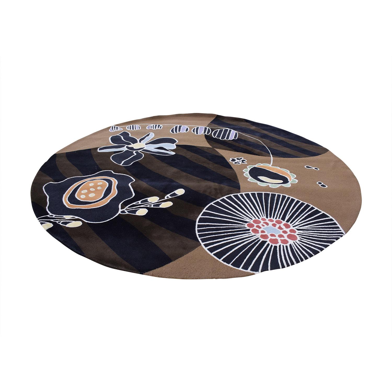 Masland Masland Rug Collection Infinity Round Rug