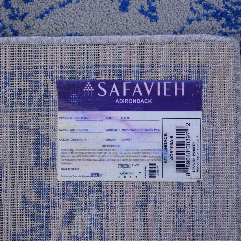 Safavieh Safavieh Patterned Area Rug blue & white