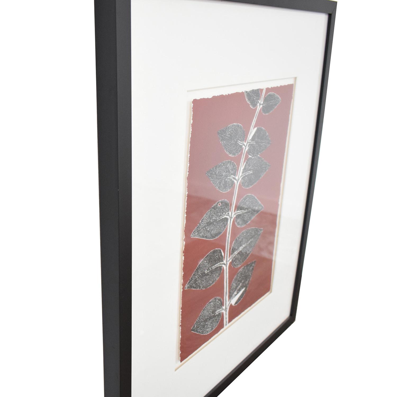 Ethan Allen Ethan Allen Botanical Artwork Print discount