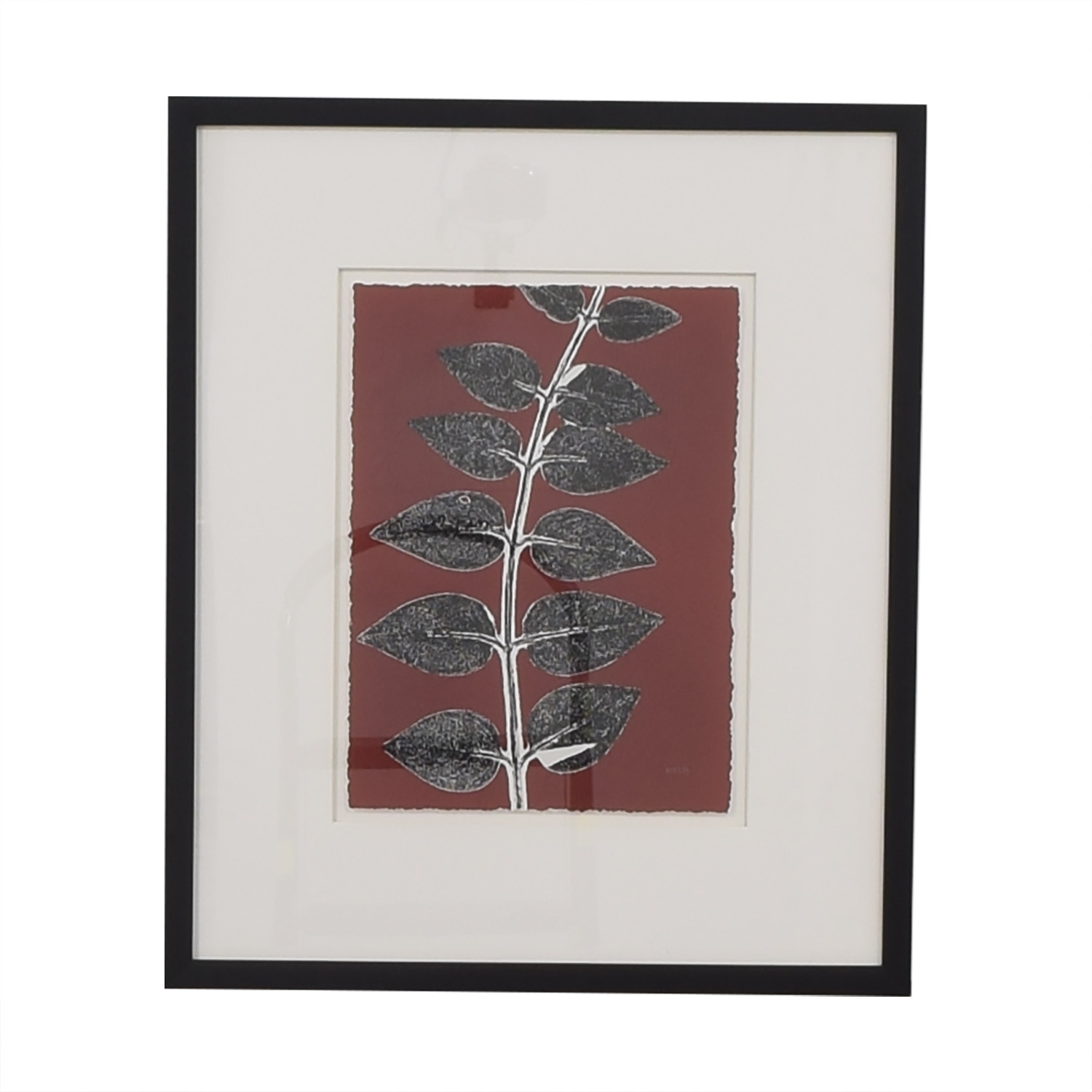 Ethan Allen Ethan Allen Botanical Artwork Print coupon