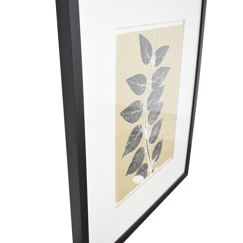 Ethan Allen Ethan Allen Botanical Artwork discount