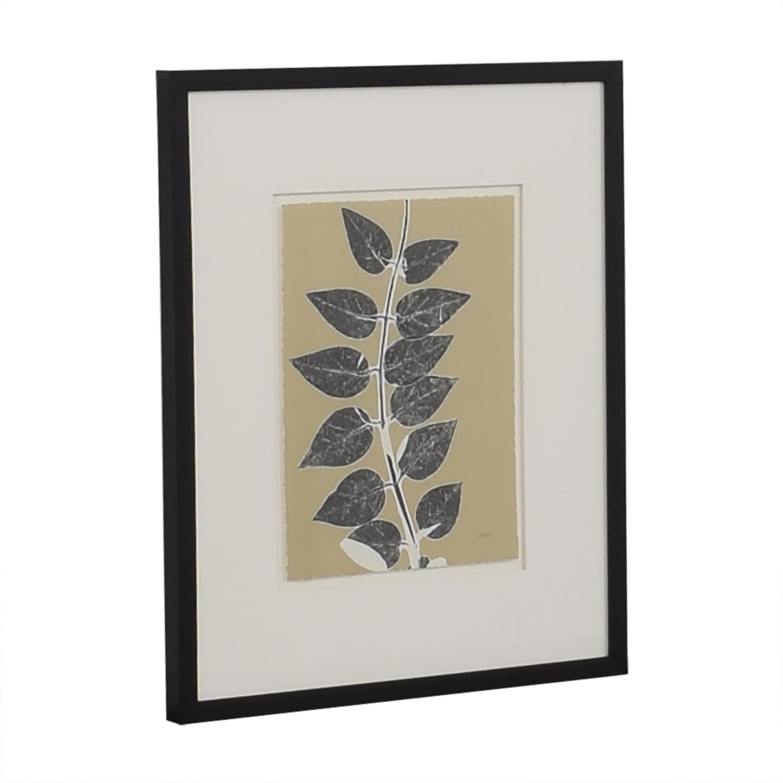 Ethan Allen Ethan Allen Botanical Artwork second hand