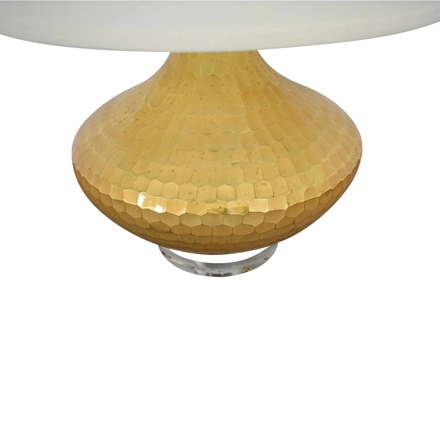 Ethan Allen Ethan Allen Hammered Lamp second hand