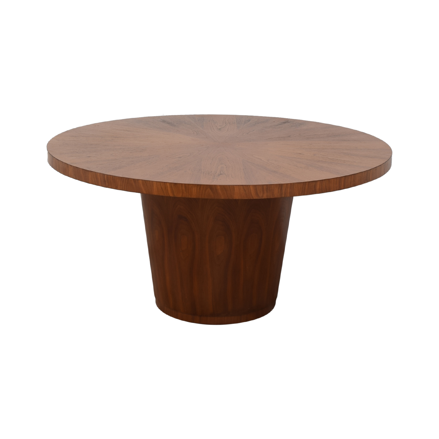 Crate & Barrel Crate & Barrel Round Dining Table on sale