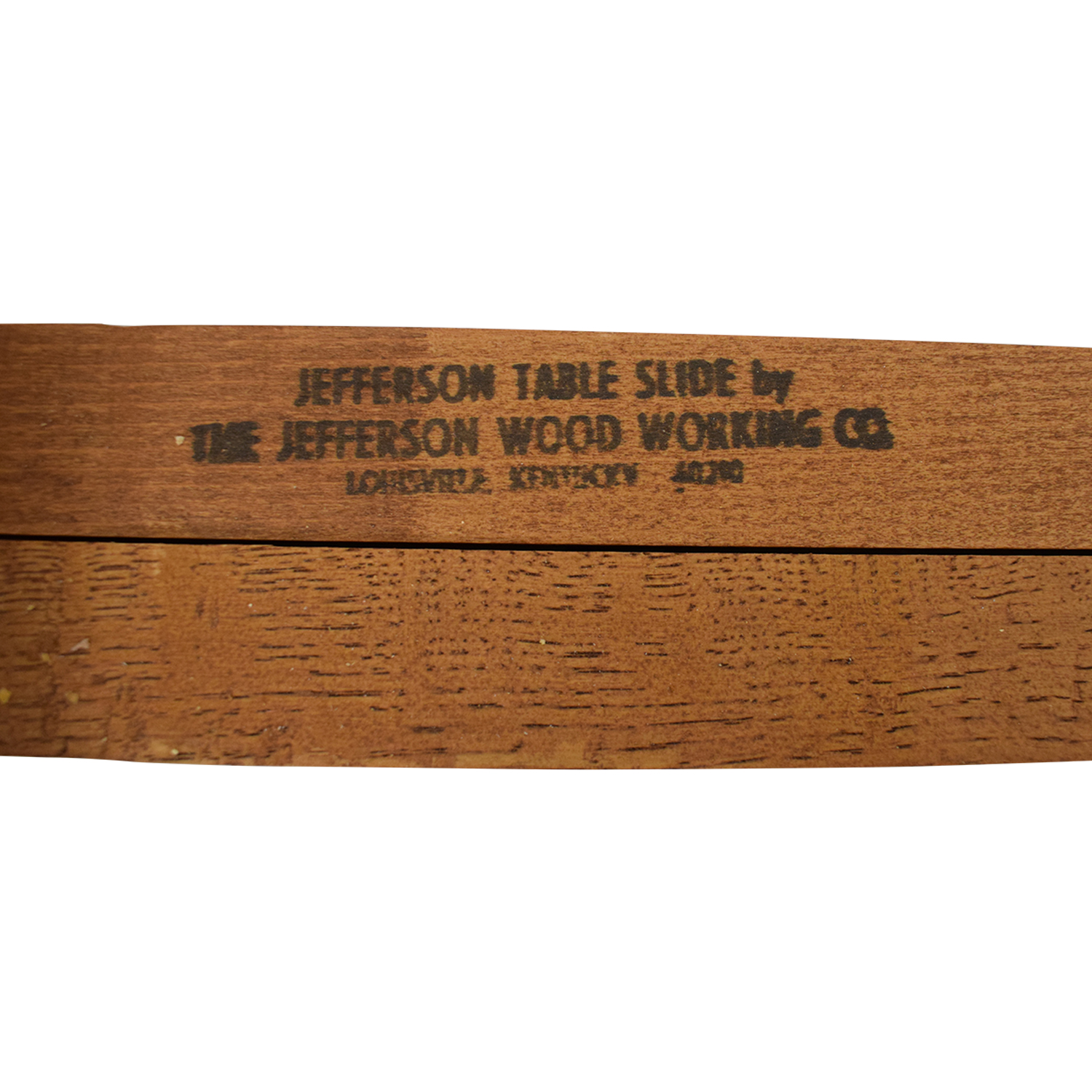 Jefferson Wood Working Jefferson Wood Working Dining Table pa