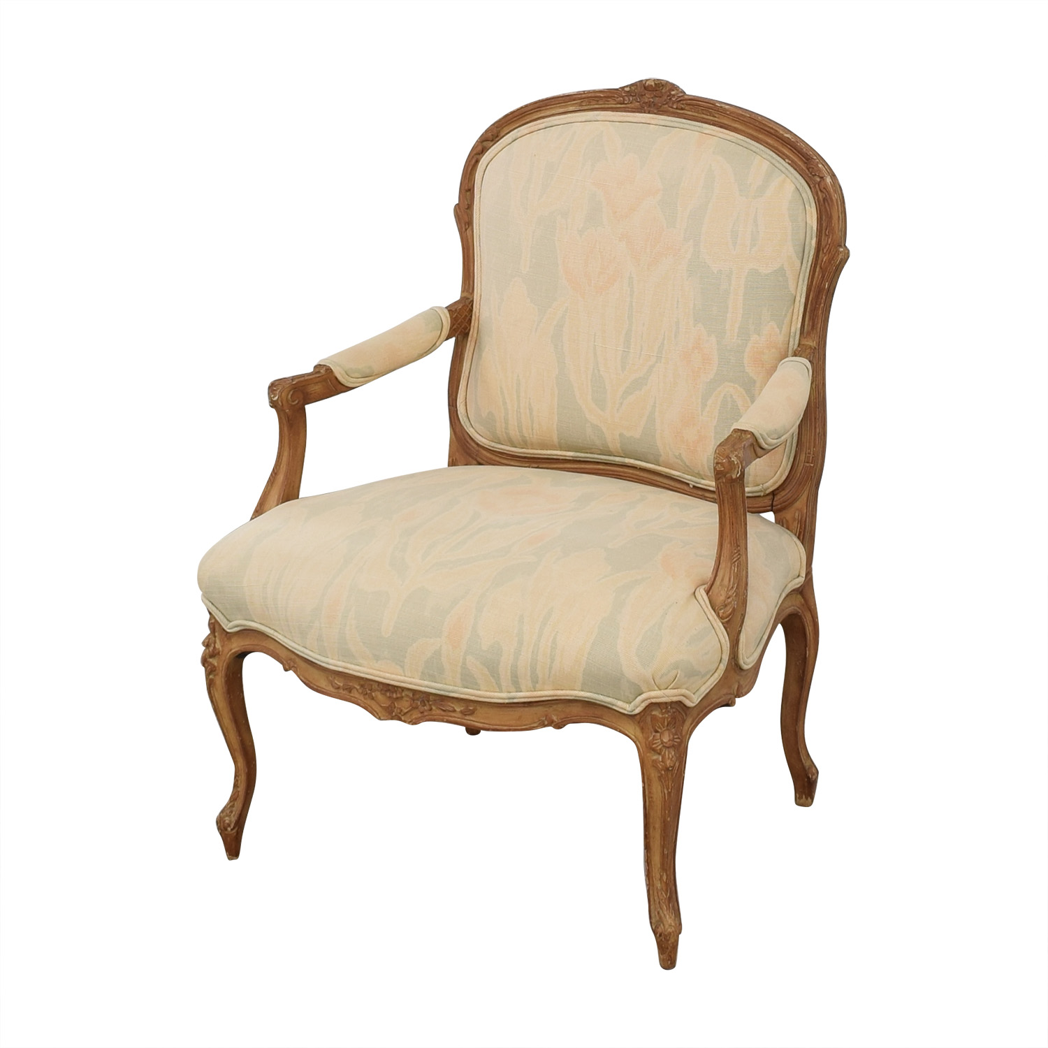 Traditional Accent Chair sale