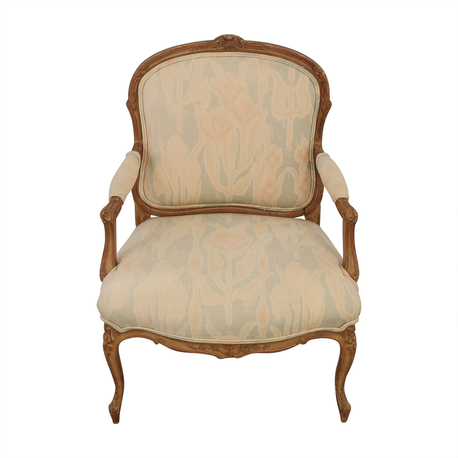 Traditional Accent Chair ct