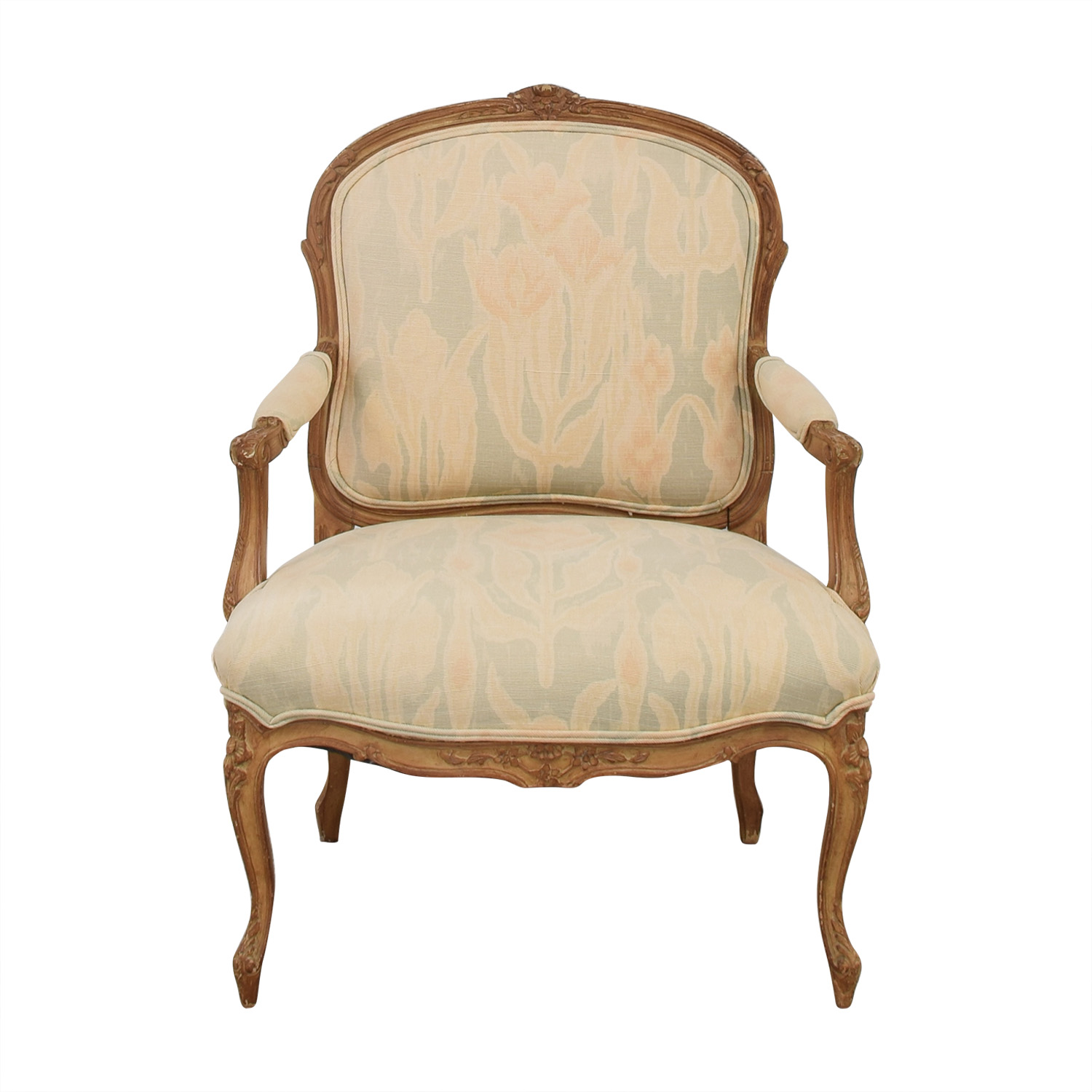 Traditional Accent Chair multi