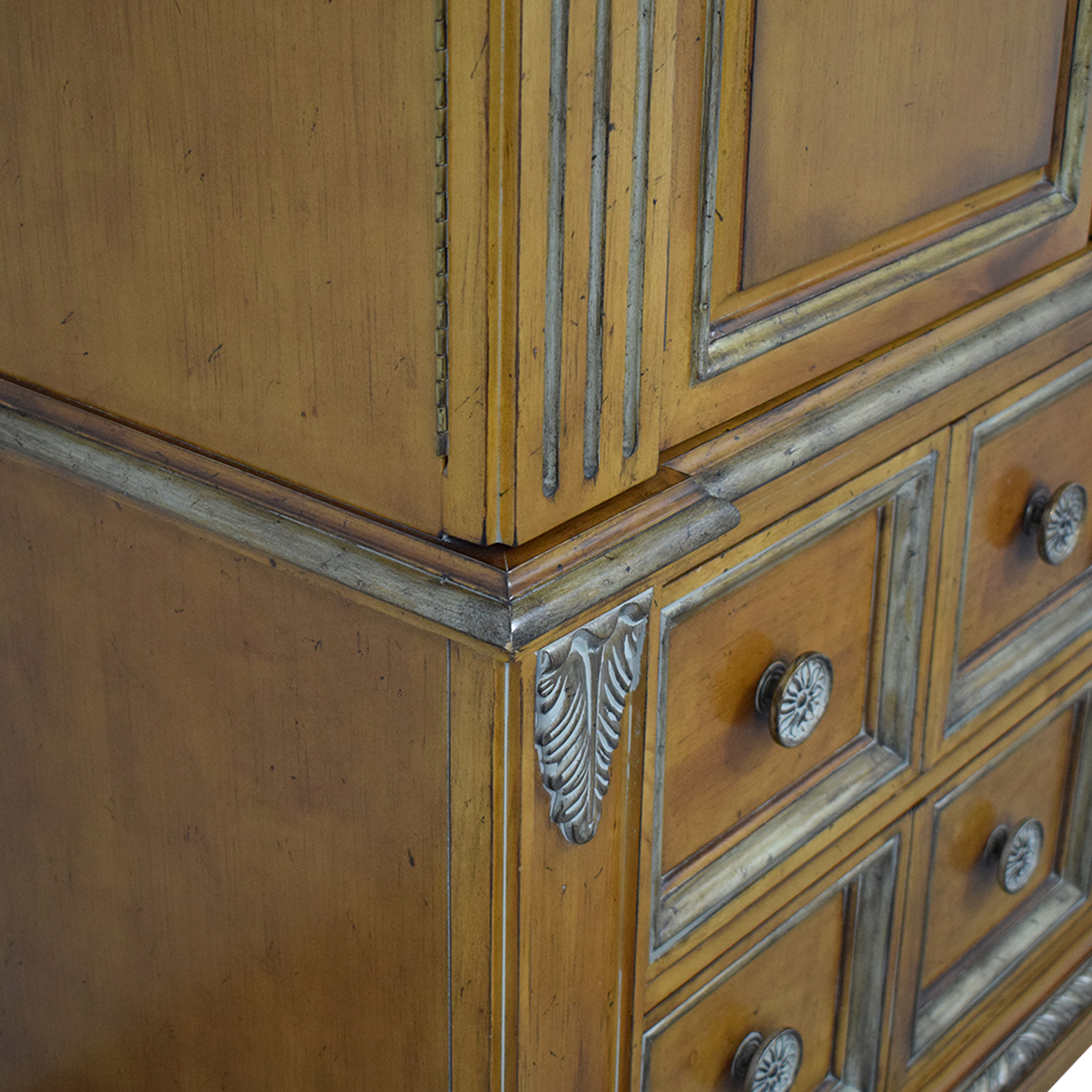 Century Furniture Century Furniture Country French Armoire nyc