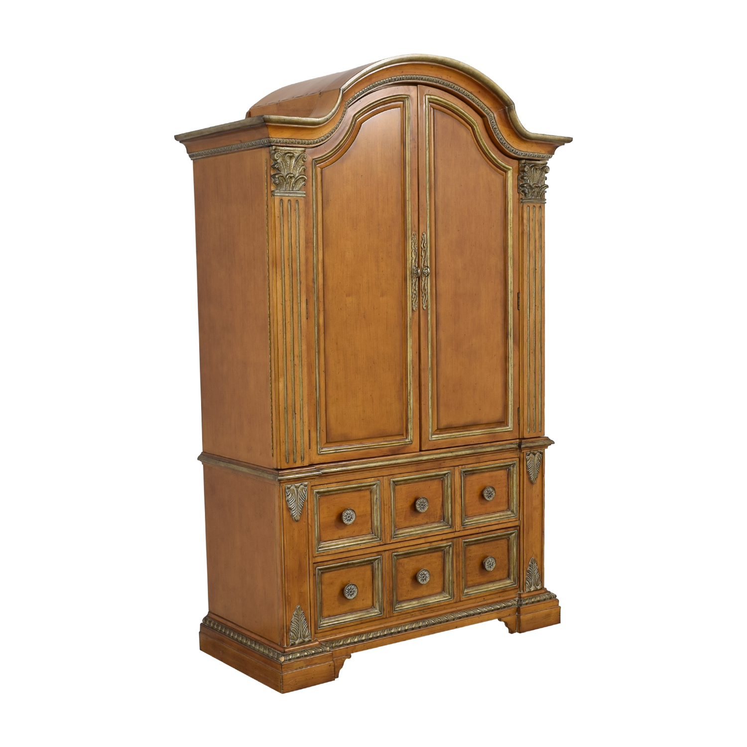 Century Furniture Century Furniture Country French Armoire Wardrobes & Armoires