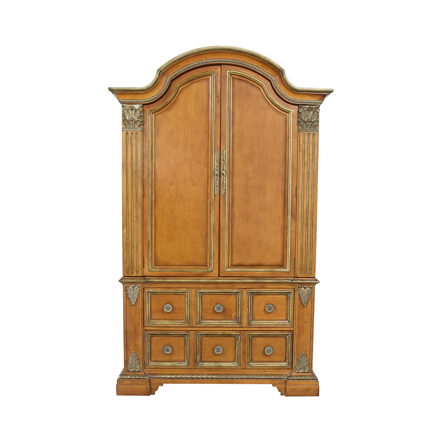 Century Furniture Century Furniture Country French Armoire for sale