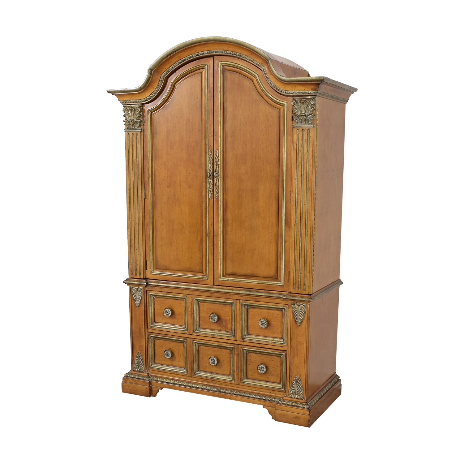 shop Century Furniture Country French Armoire Century Furniture Storage