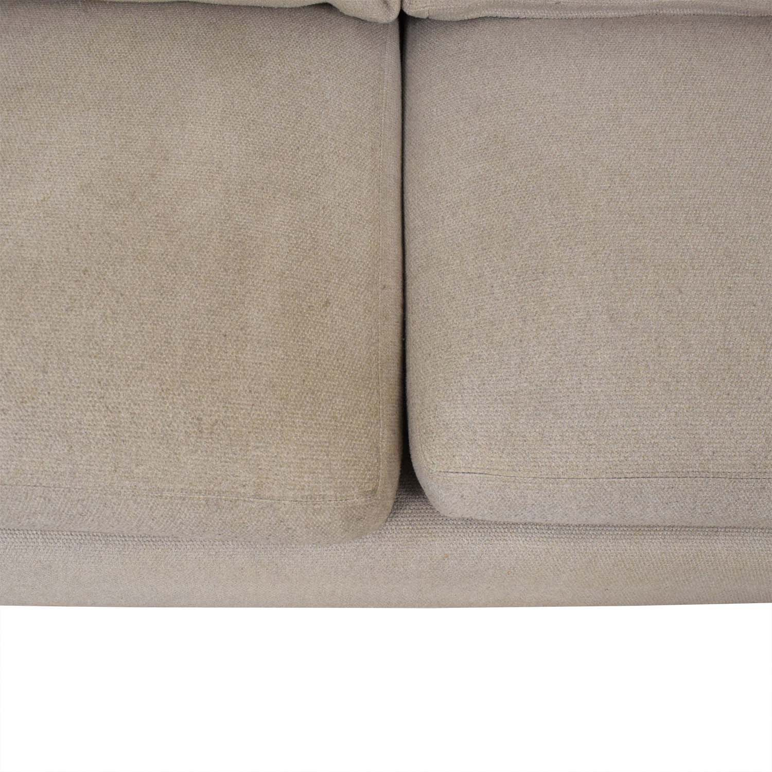 Room & Board Room & Board Chaise Sectional Sofa on sale