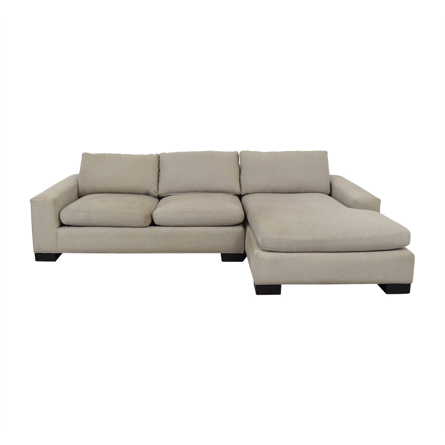 shop Room & Board Room & Board Chaise Sectional Sofa online
