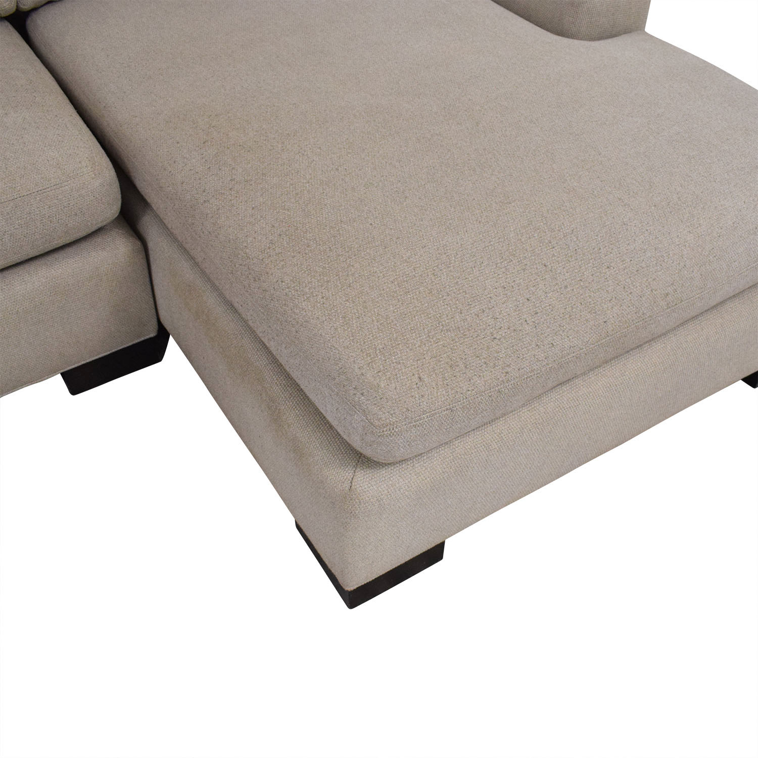 Room & Board Room & Board Chaise Sectional Sofa Sectionals