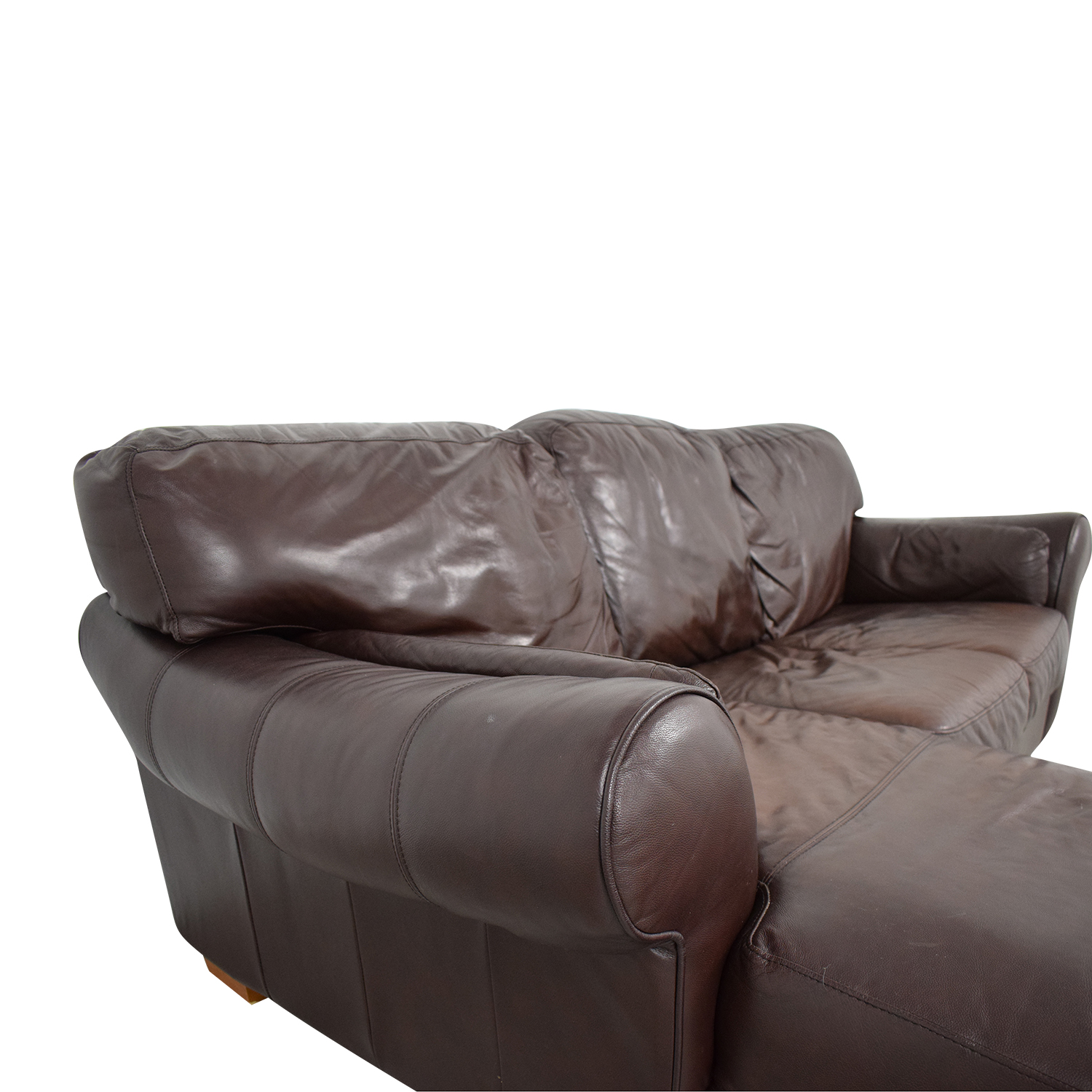 Chateau d'Ax Cindy Crawford Chaise Sectional Sofa pa