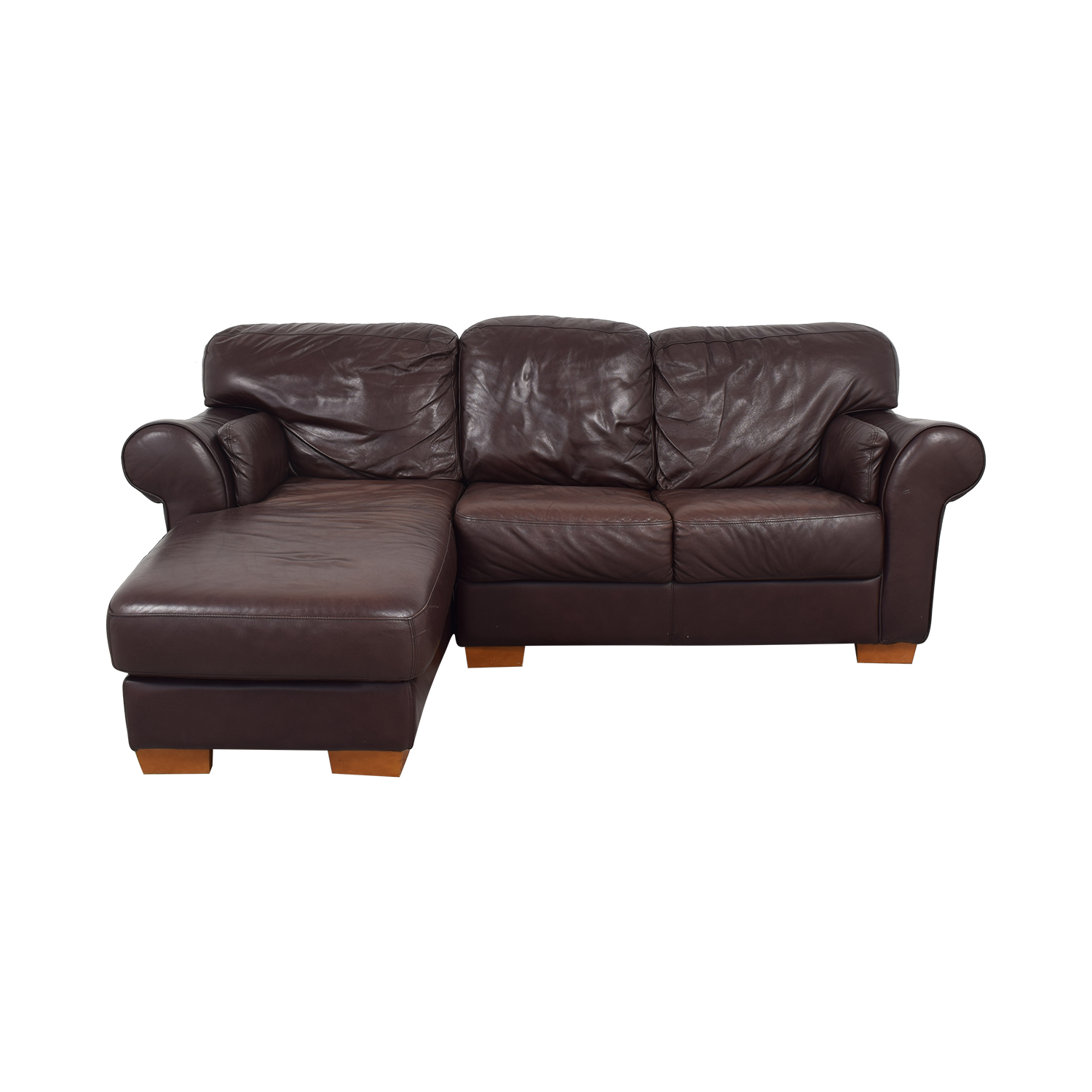 Chateau d'Ax Cindy Crawford Chaise Sectional Sofa on sale