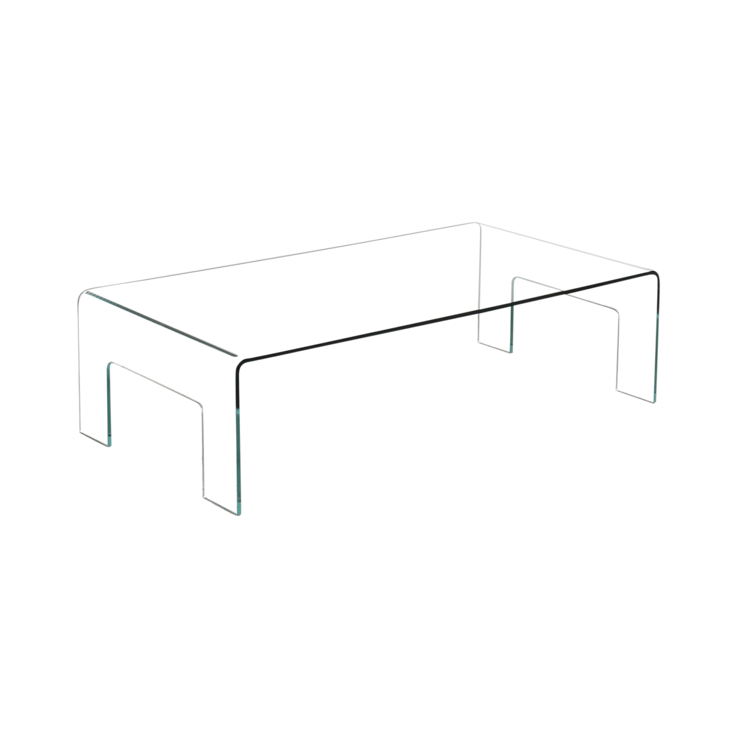 Calligaris Calligaris Connubia Real Coffee Table clear