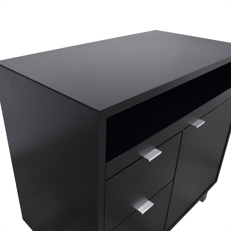 Room & Board Room & Board Cabinet Desk dimensions