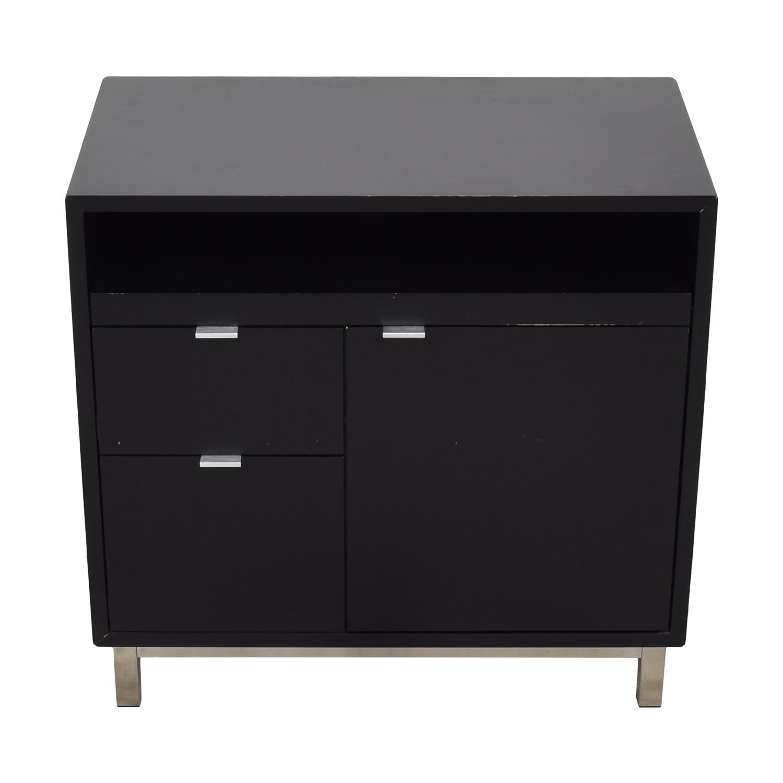 Room & Board Room & Board Cabinet Desk Storage