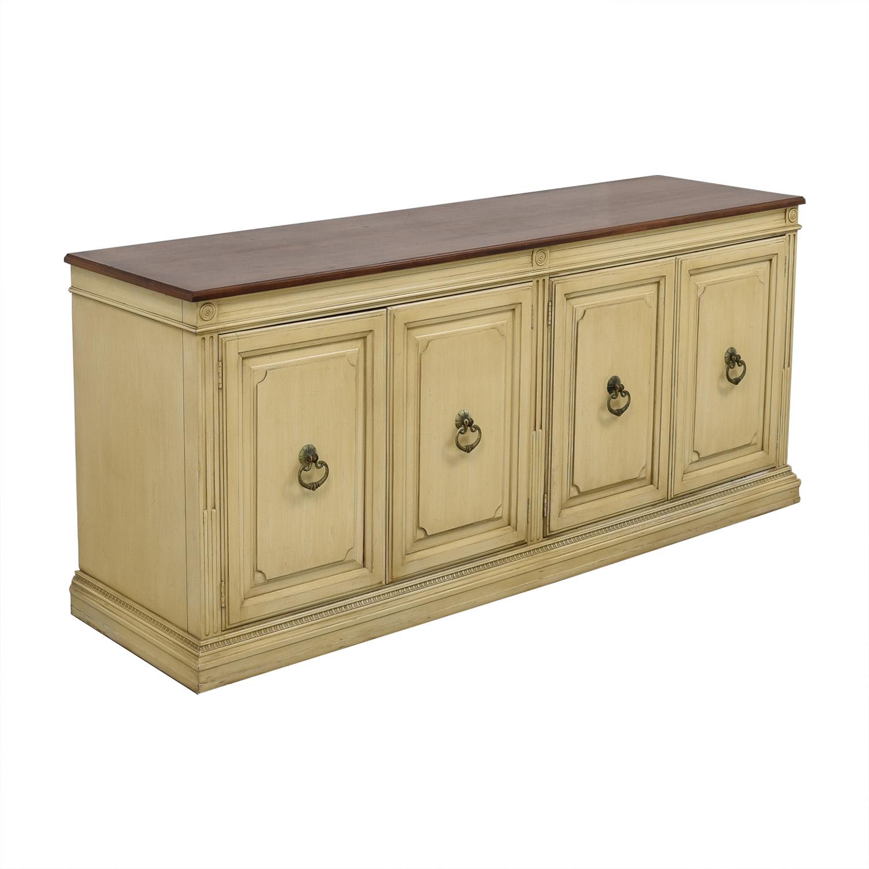 Davis Cabinet Company Davis Cabinet Company Sideboard Storage