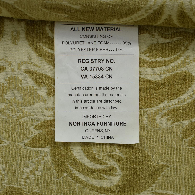 buy Ethan Allen Ornate Arm Chair Ethan Allen