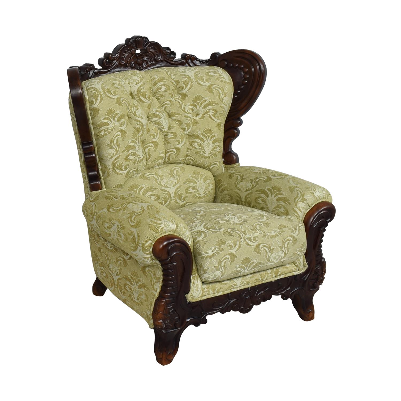 shop Ethan Allen Ethan Allen Ornate Arm Chair online