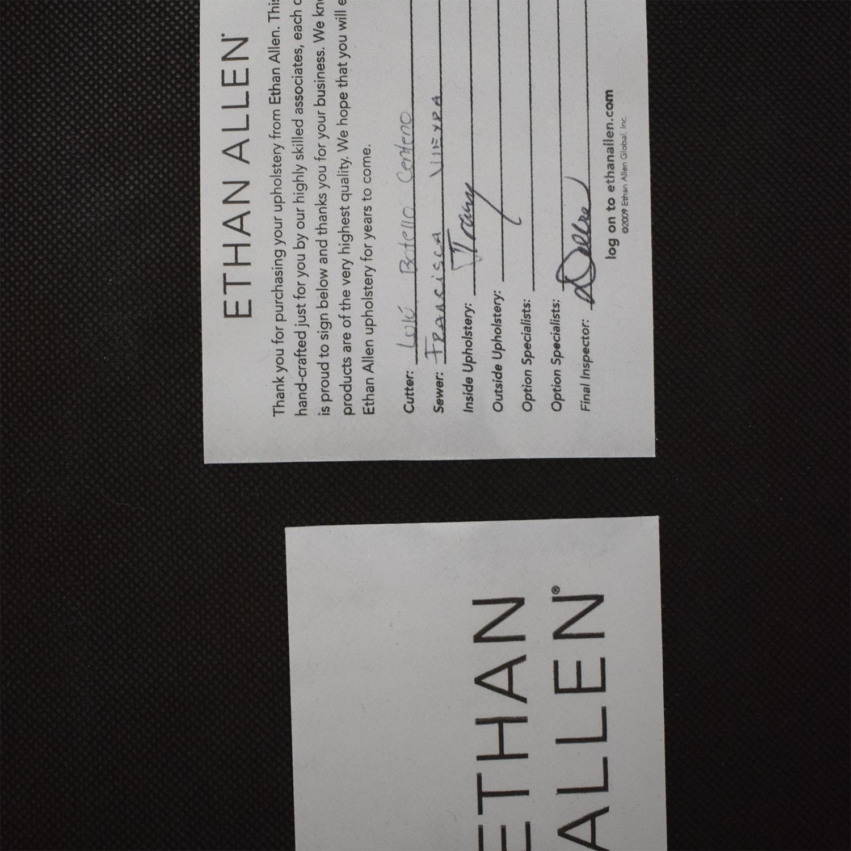 Ethan Allen Ethan Allen Upholstered Bench discount