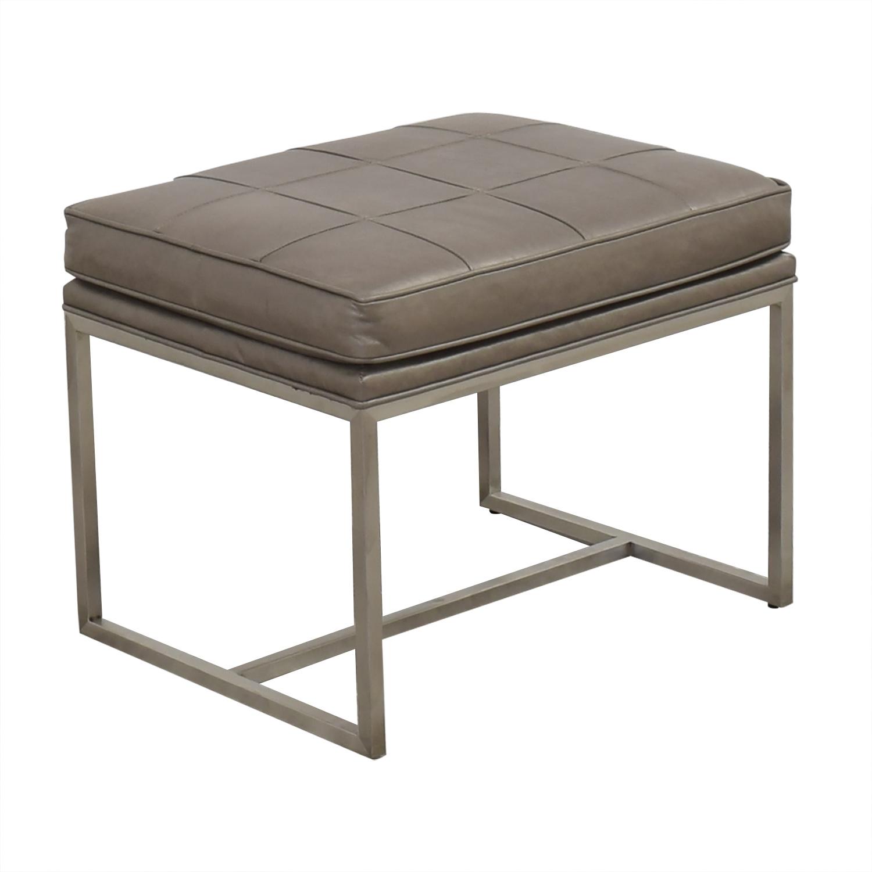 Ethan Allen Upholstered Bench / Ottomans