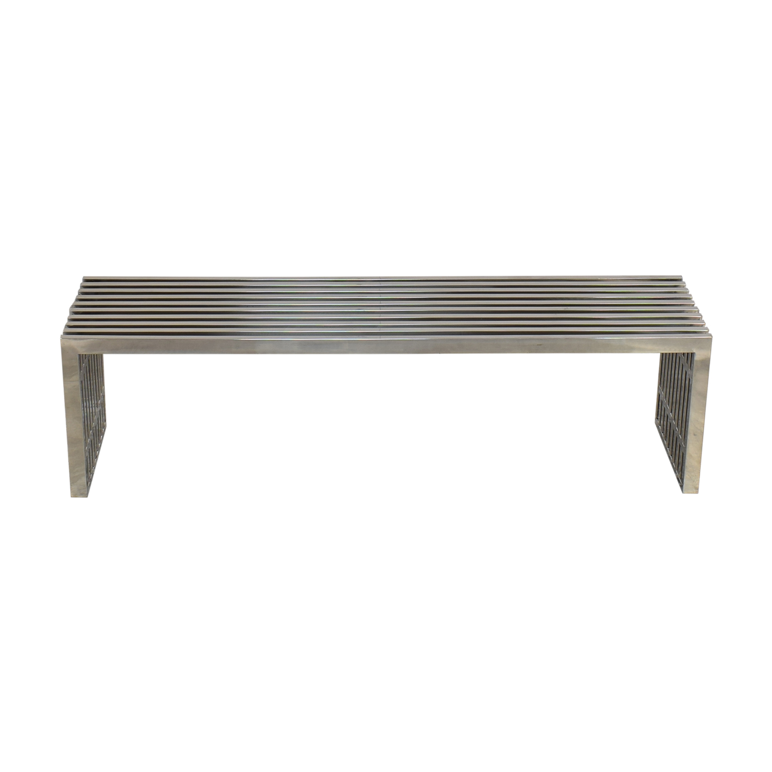 buy LexMod Gridiron Large Bench LexMod Benches