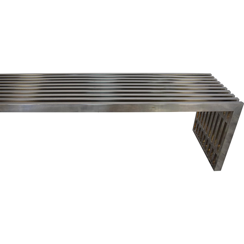 LexMod LexMod Gridiron Large Bench dimensions