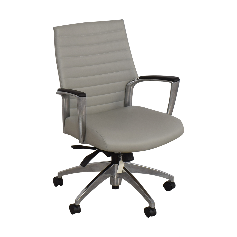 Global Global Accord Mid Back Tilter Chair price