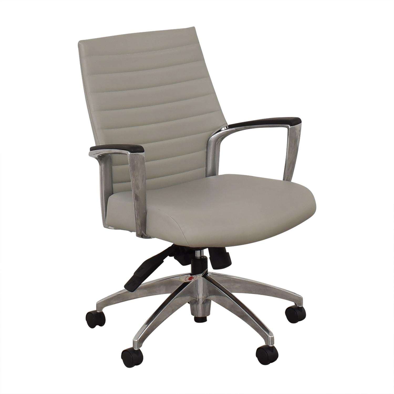 buy Global Accord Upholstered Medium Back Tilter Chair Global Chairs