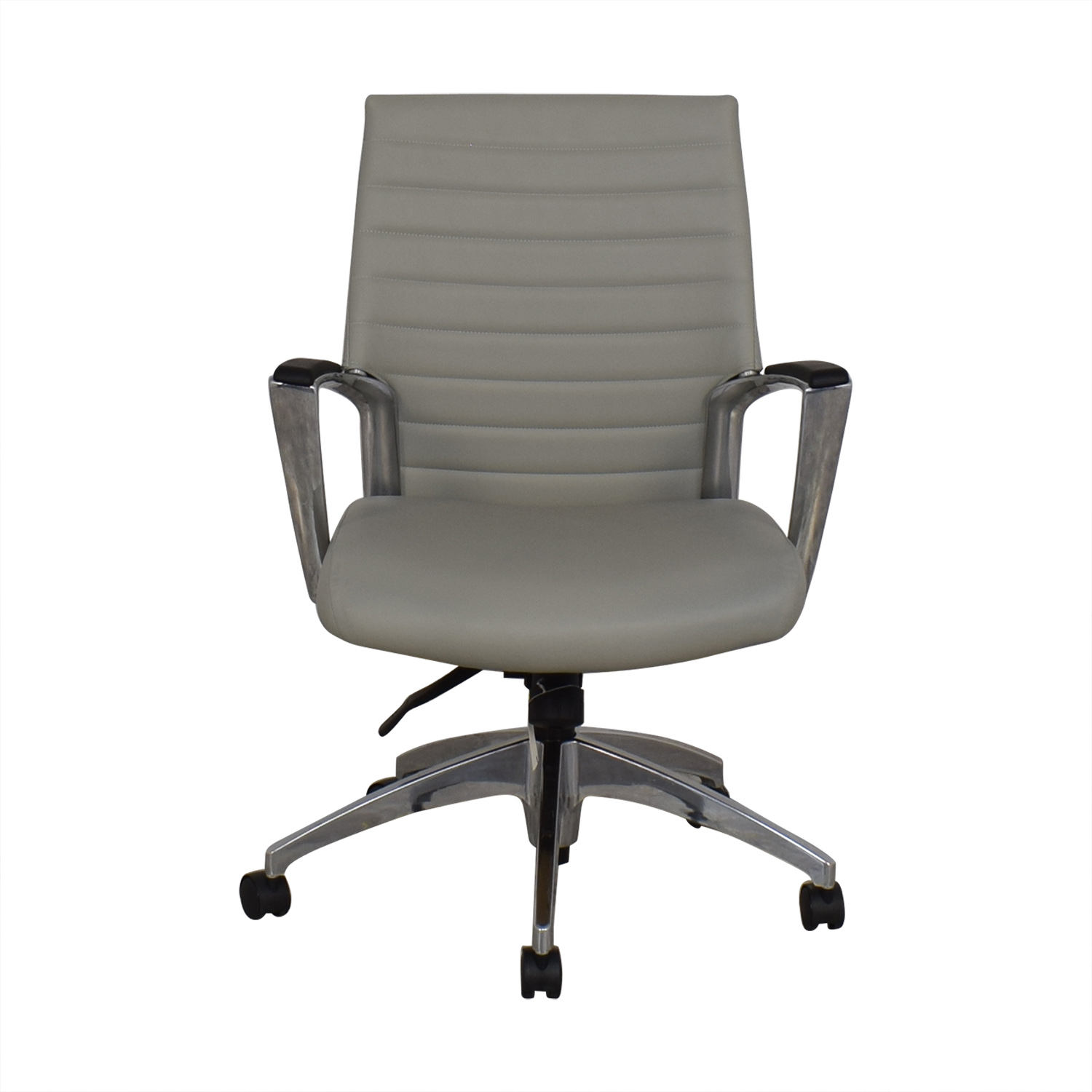 buy Global Accord Upholstered Medium Back Tilter Chair Global