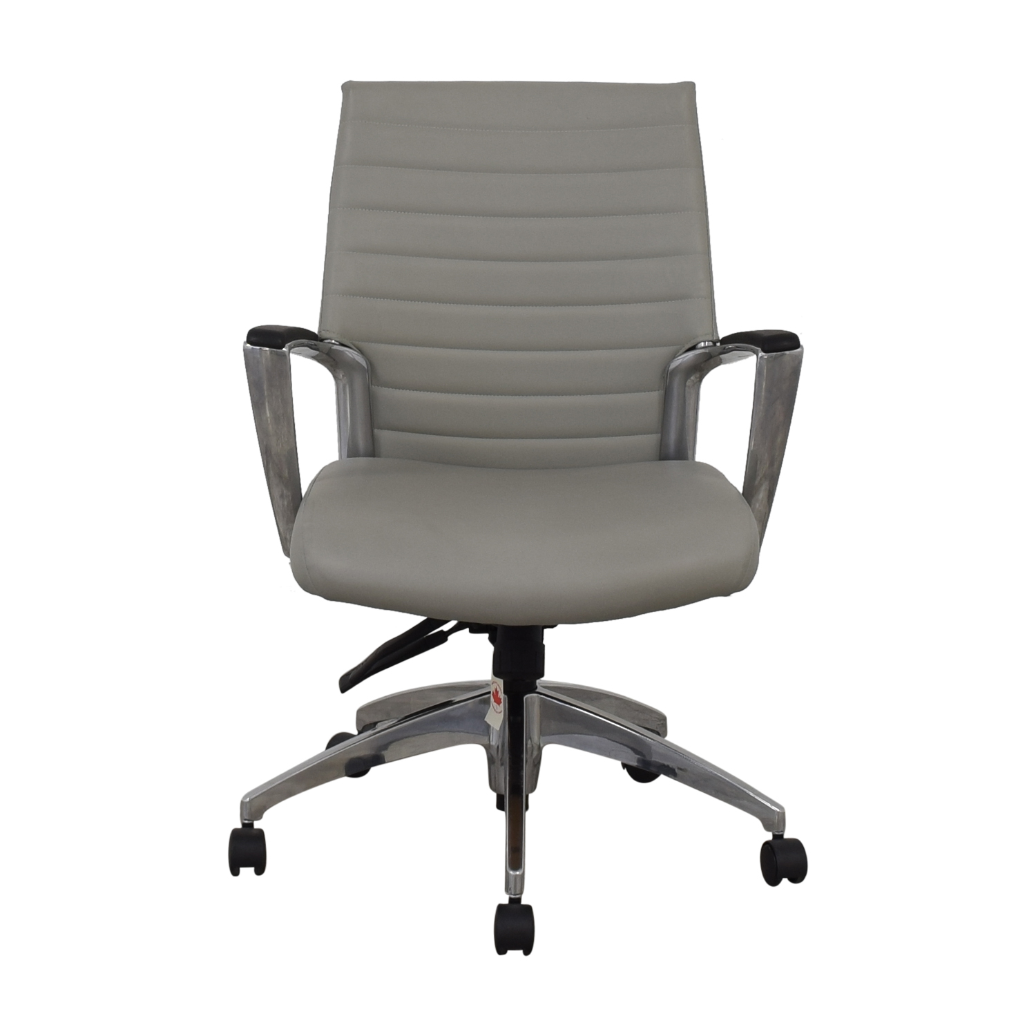 Global Accord Upholstered Medium Back Tilter Chair sale
