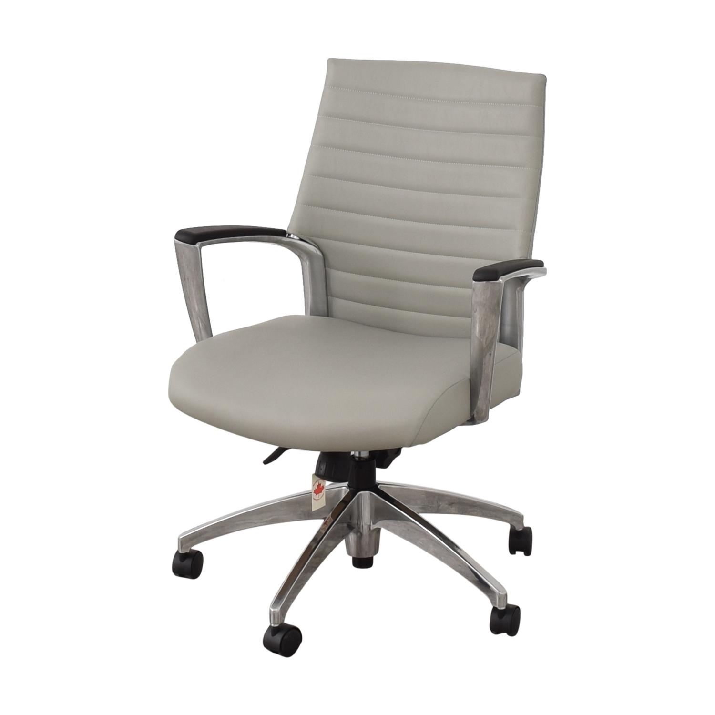 Global Global Accord Upholstered Medium Back Tilter Chair on sale