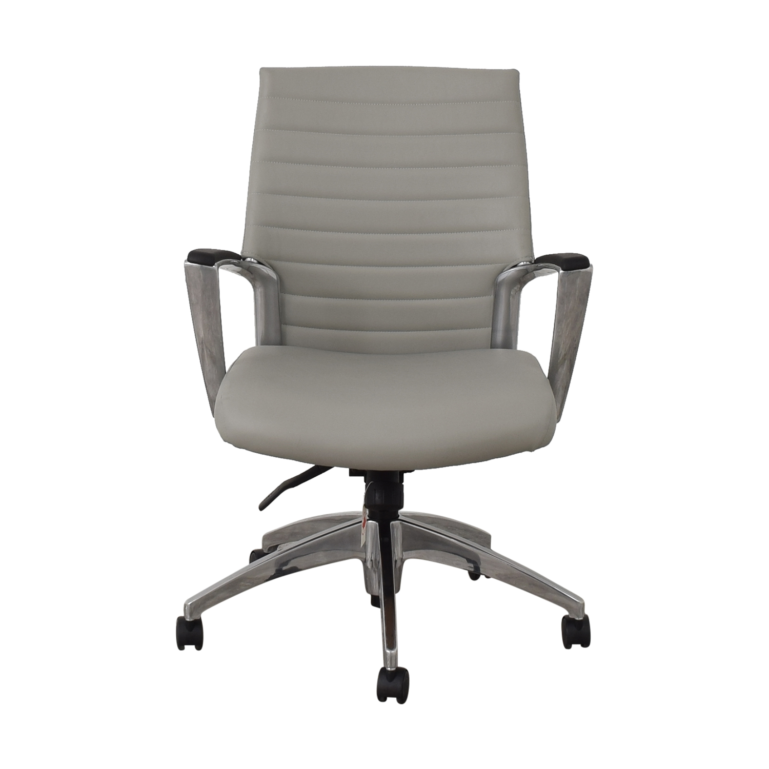 Global Global Accord Upholstered Medium Back Tilter Chair for sale