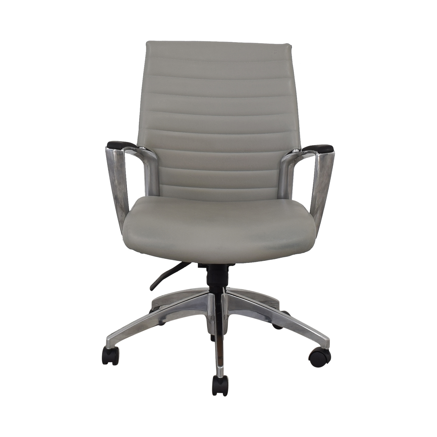 Global Global Accord Upholstered Medium Back Tilter Chair discount