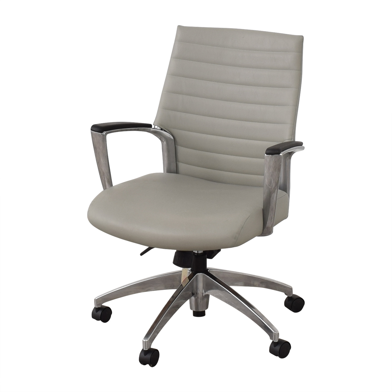 buy Global Accord Upholstered Medium Back Tilter Chair Global Home Office Chairs