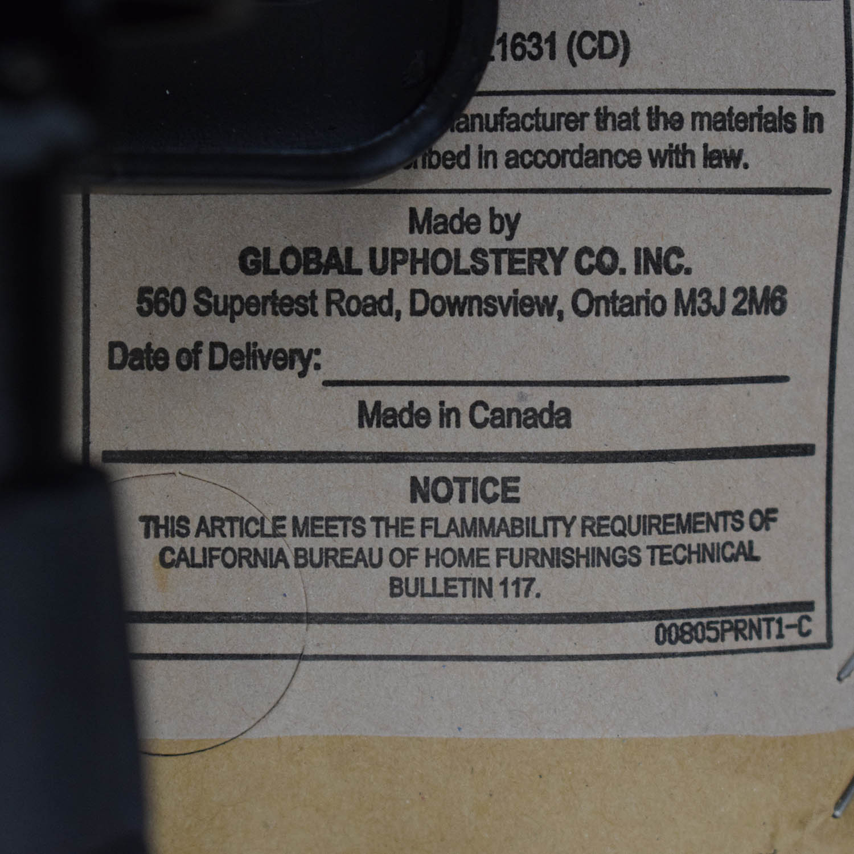 Global Global Accord Upholstered Medium Back Tilter Chair coupon