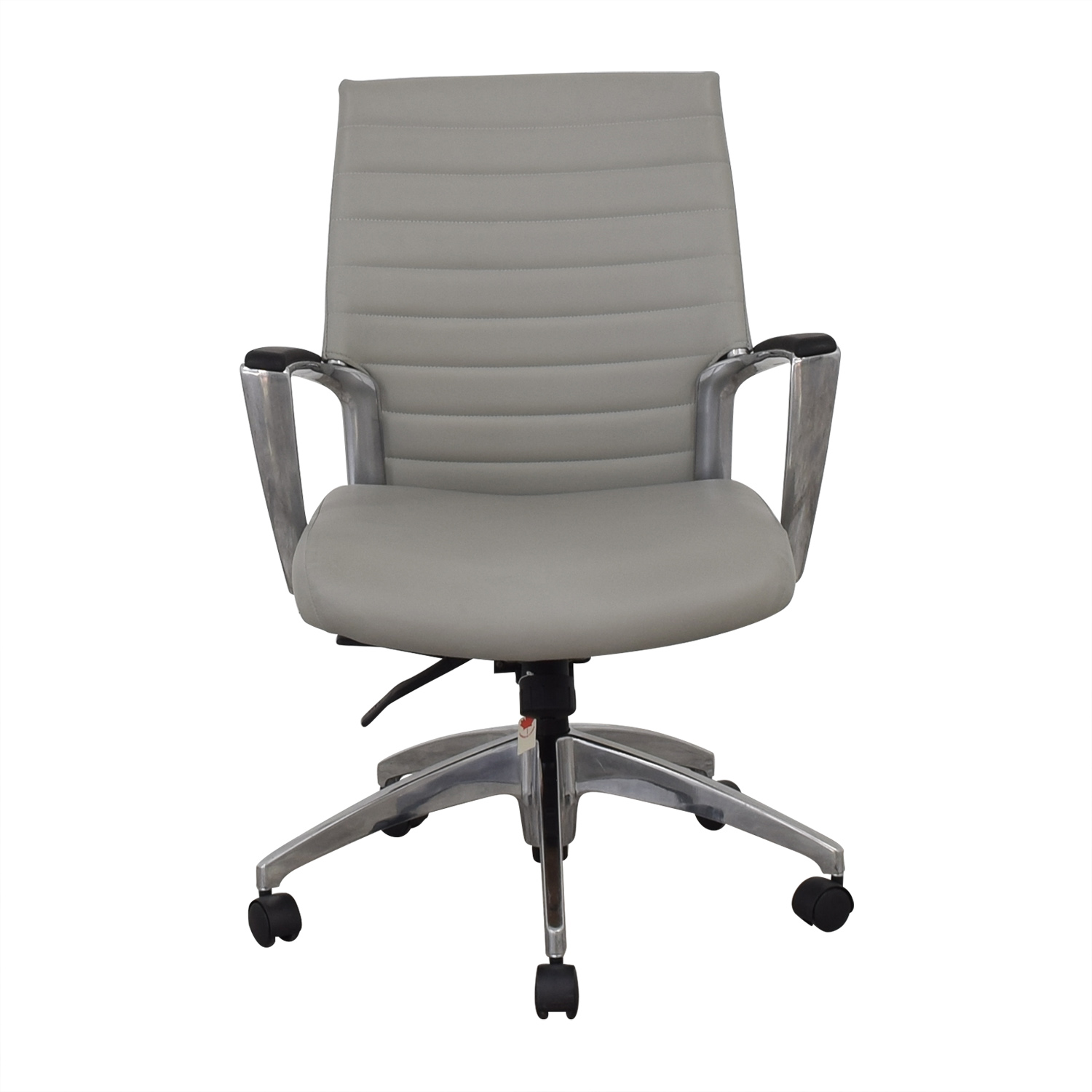 Global Accord Upholstered Medium Back Tilter Chair Global