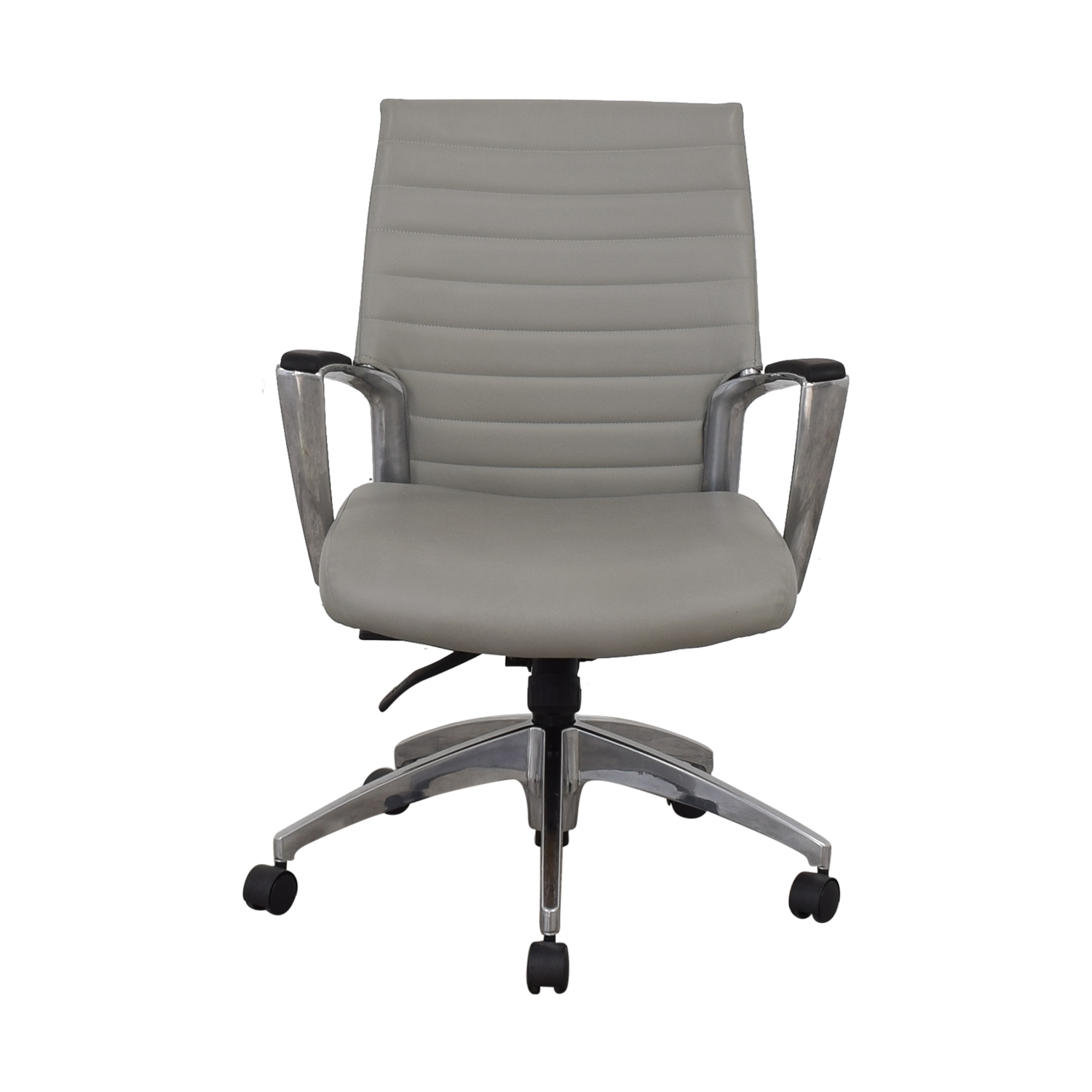 Global Global Accord Upholstered Medium Back Tilter Chair