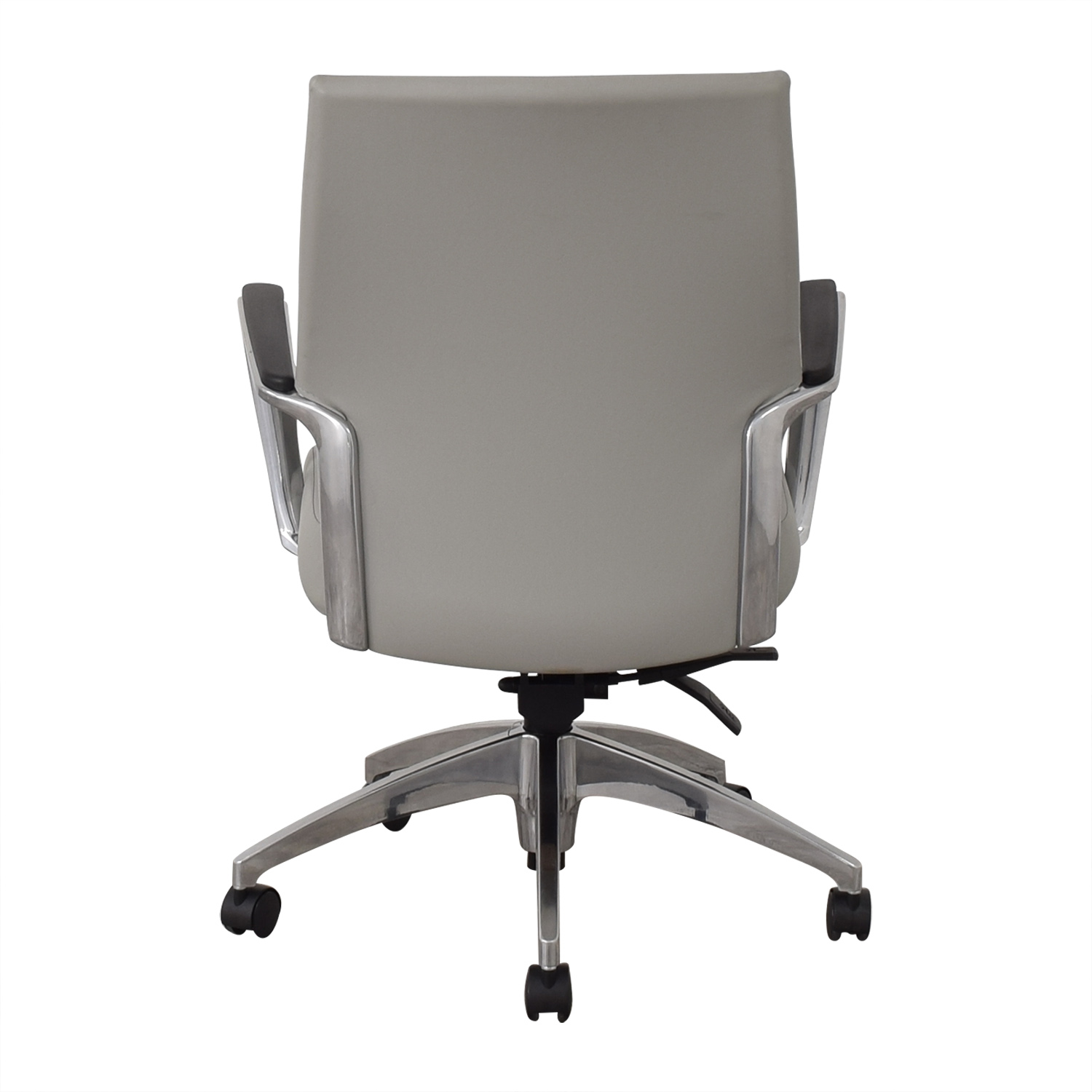 Global Accord Upholstered Medium Back Tilter Chair / Chairs