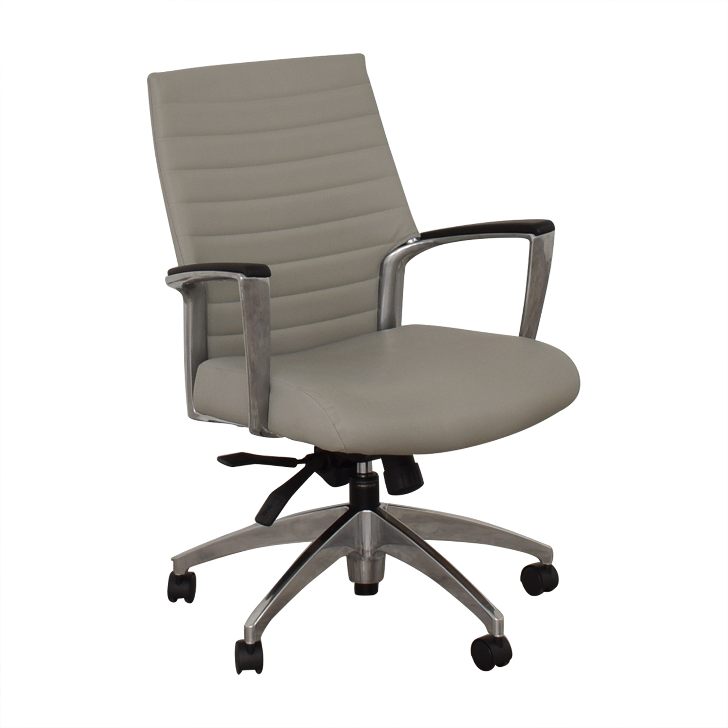 Global Global Accord Upholstered Medium Back Tilter Chair price